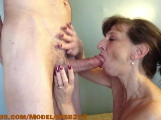 I have a friend and had known that my step mom made to him a blow job